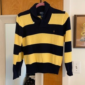 Vintage Polo by Ralph Lauren striped sweater